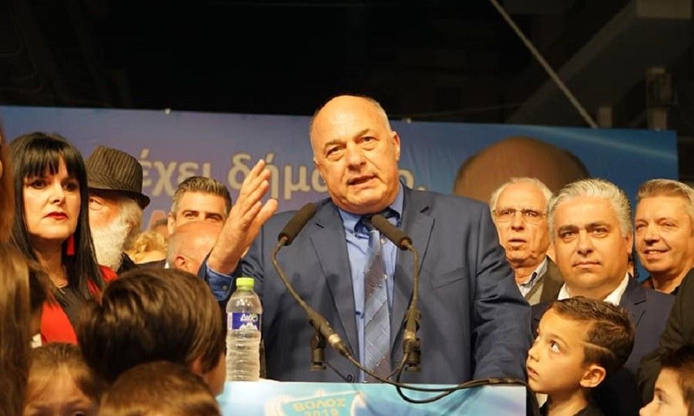 Μπέος για Μαρινάκη: «Στηρίζει οικονομικά υποψ. δήμαρχο Βόλου»!