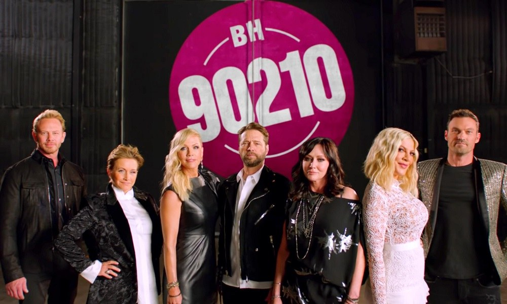 Beverly Hills 90210: Η σειρά των εφηβικών μας χρόνων επιστρέφει! (vid)