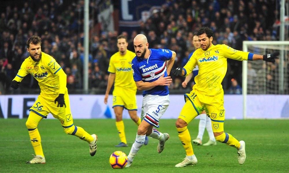 Serie A: Ούτε τώρα νίκη για τη Σαμπντόρια