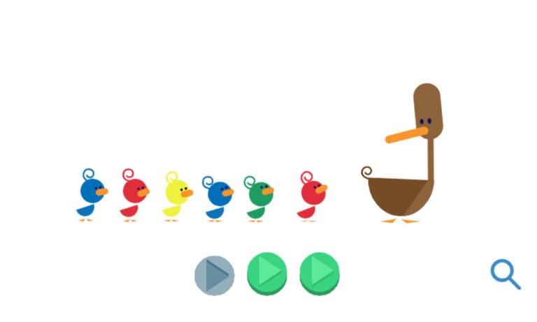 Google Doodle: Αφιερωμένο στη Γιορτή της Μητέρας 2019