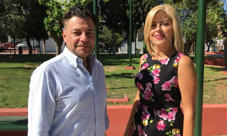 Ελένη Ιατροπούλου Βορύλλα: «Απλός στρατιώτης, δίπλα στον Δήμαρχο…»