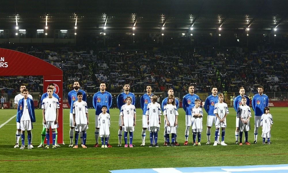 Εθνική Ελλάδας: Τα εισιτήρια με Ιταλία και Αρμενία. Η Εθνική Ελλάδας συνεχίζει την προσπάθειά της στα προκριματικά του EURO 2020 και επόμενοι αντίπαλοί της είναι η Ιταλία (8/6) και Αρμενία (11/6) στο ΟΑΚΑ.