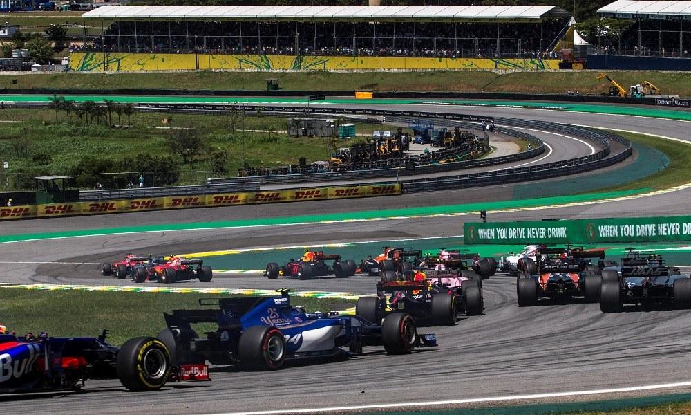 Formula 1: Αλλάζει έδρα το γκραν πρι Βραζιλίας