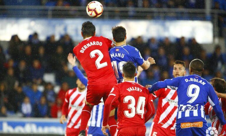 La Liga: Υποβιβάστηκε η Χιρόνα (vids)