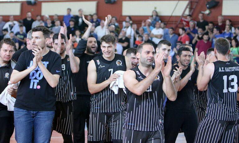 Α2: Η Καστοριά στους τελικούς
