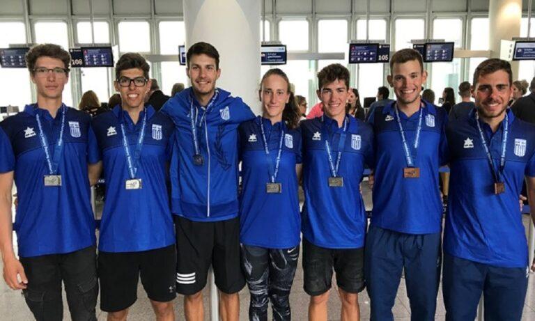 Κωπηλασία: Τρία μετάλλια στο ευρωπαϊκό εφήβων-νεανίδων