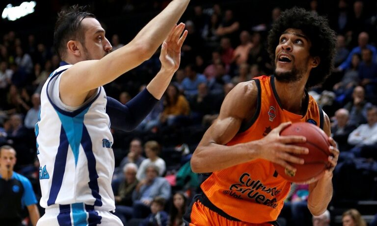 ACB: MVP της αγωνιστικής ο Λαμπεϊρί (vid)