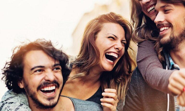 5 Μαΐου: Σήμερα είναι η Παγκόσμια ημέρα γέλιου