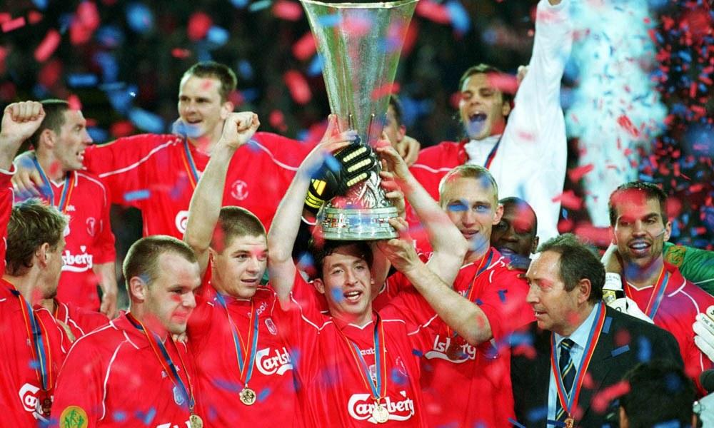 16 Μαΐου 2001: Η Λίβερπουλ κατακτά το UEFA με 5-4! - Sportime.GR