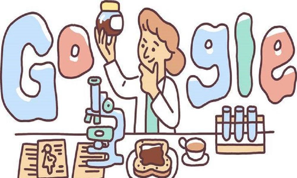 Lucy Wills: Αφιερωμένη στο Google Doodle