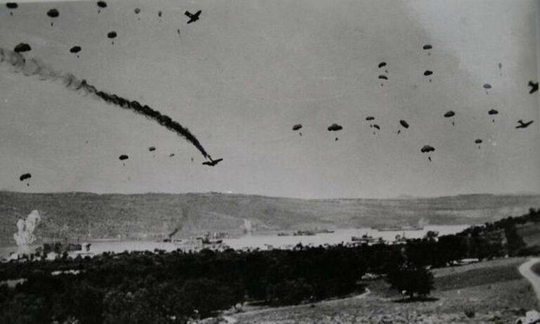 Η Μάχη της Κρήτης σαν σήμερα, 20 Μαΐου (vid)