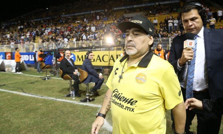 Ντιέγκο Μαραντόνα Ντοράντος