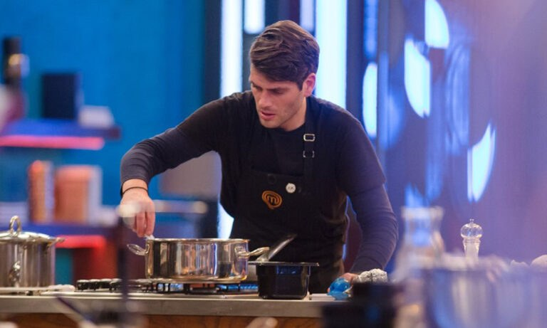 Master Chef Χρήστος Μπάρκας: Η αποχώρηση που κανείς δεν ήθελε