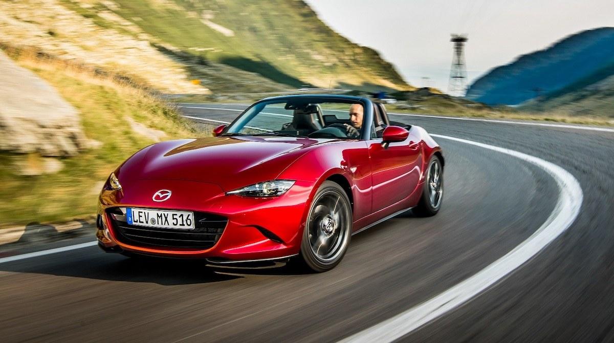Η Mazda επιστρέφει -επιτέλους- στην Ελλάδα!