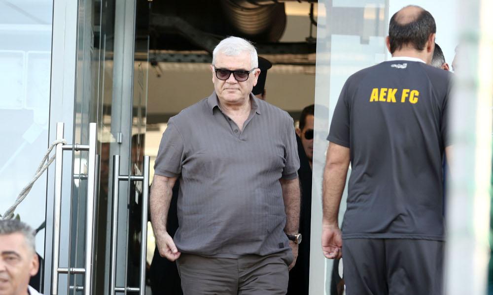Μελισσανίδης: «Η ΑΕΚ είναι ισχυρή και μακριά από την τοξικότητα»