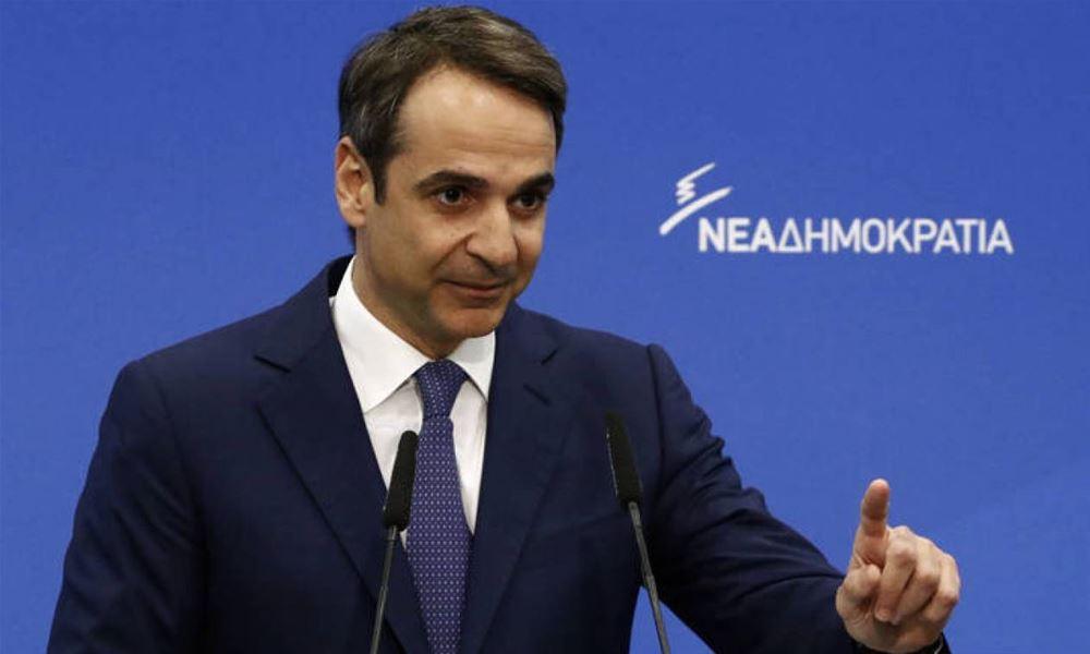 Μητσοτάκης: Να προσυπογράψει ο Τσίπρας τη μείωση του αφορολόγητου