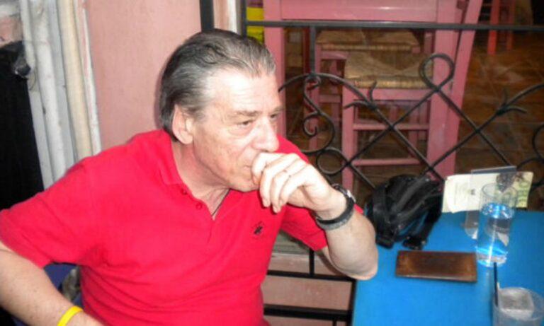 Μορτάκης: «Έφυγε» από τη ζωή ο γνωστός δημοσιογράφος