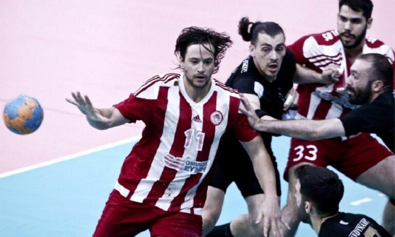 Αερωπός – Ολυμπιακός 18-28: Έκλεισε θέση στον τελικό