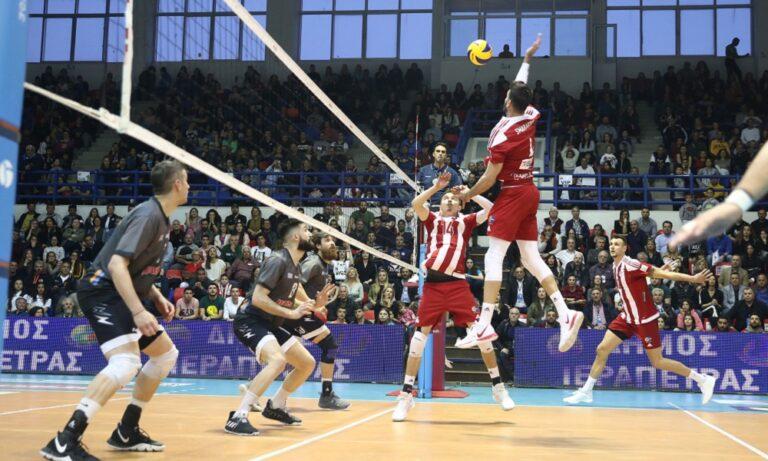 Volley League: Που θα μεταδοθεί ο πρώτος τελικός