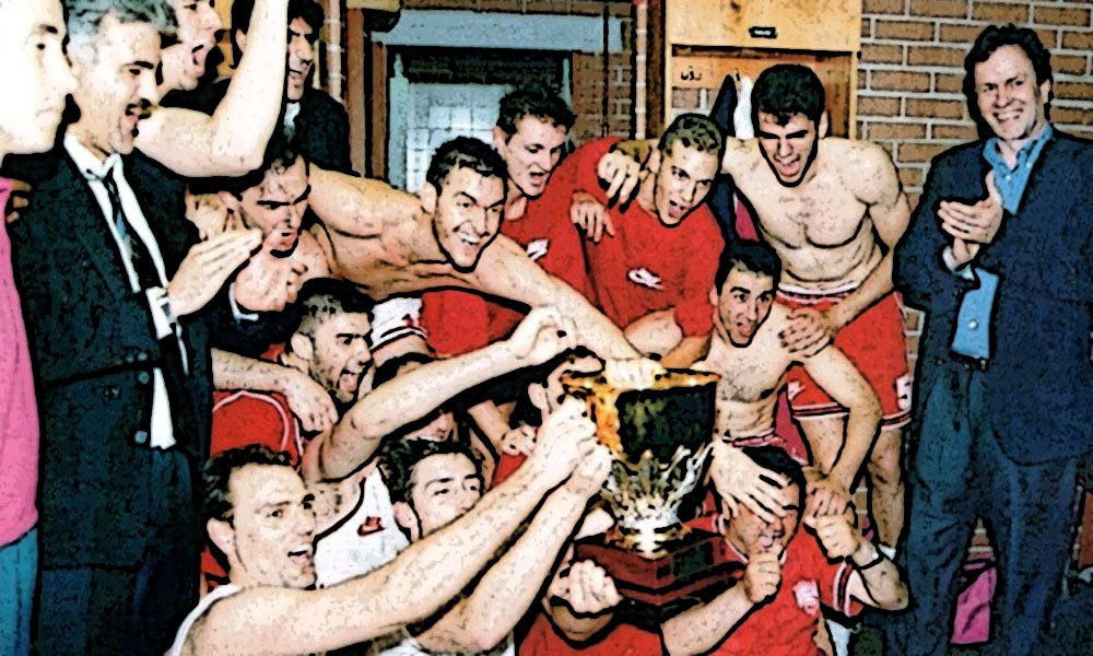 11 Μαΐου: Ο τελικός της… ζαρτιέρας στο ΣΕΦ! (vid) - Sportime.GR