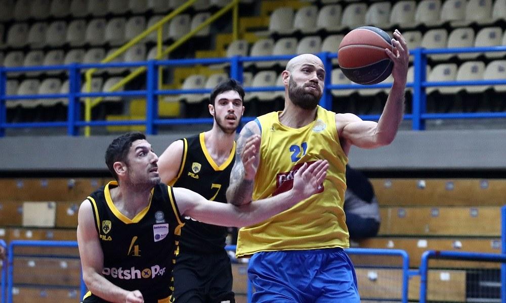 Βασιλόπουλος: «Το χρωστάμε στους εαυτούς μας» - Sportime.GR