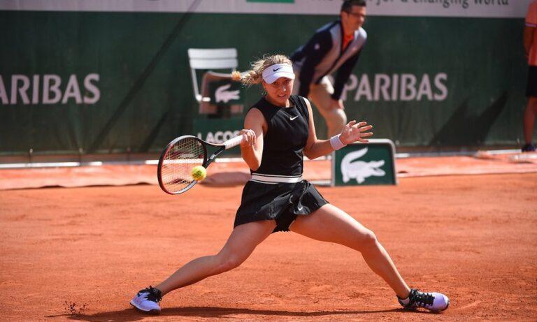 Αναστάζια Ποτάποβα Roland Garros 2019
