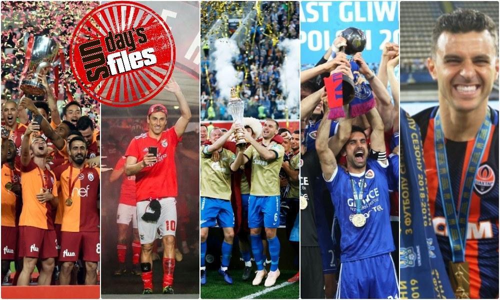 Rest of Europe: Μία ιστορία, ένα πρωτάθλημα - Sportime.GR