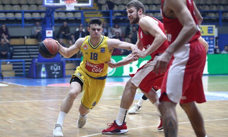 Basket League : Τόπο στα νιάτα; Next year!