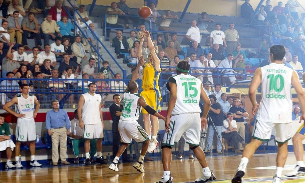 Περιστέρι – Παναθηναϊκός : Το θρίλερ του 2003!