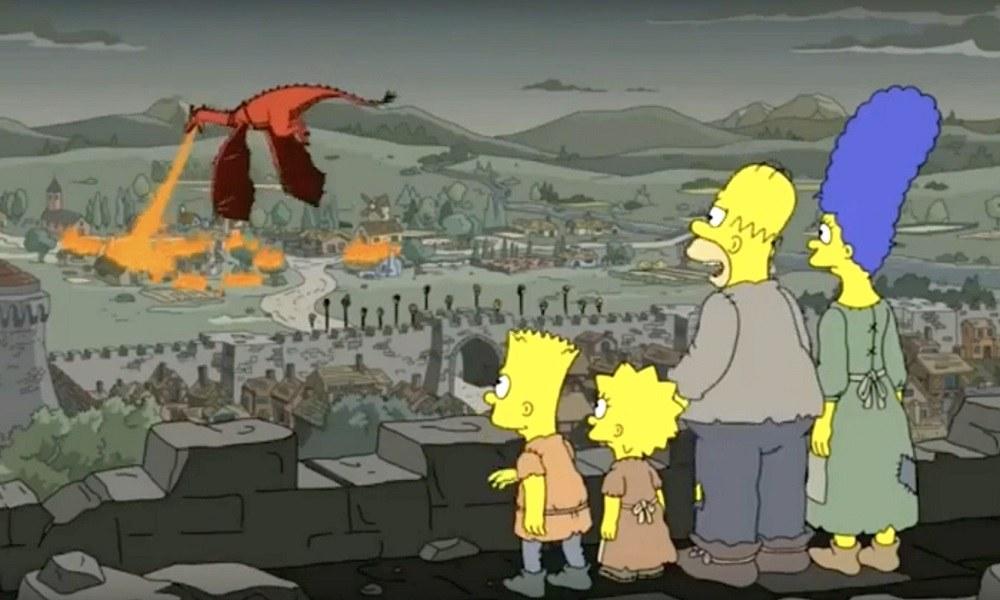 Game of Thrones: Οι Σίμπσονς είχαν μαντέψει τι θα κάνει η Ντενέρις! (vid)