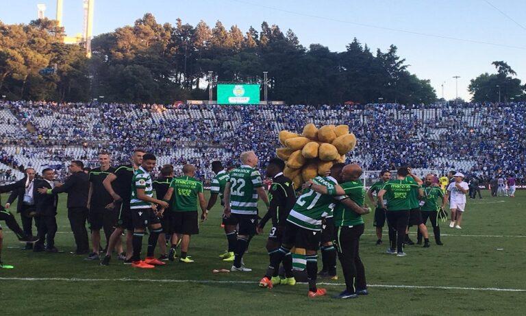 Σπόρτινγκ: Σήκωσε το Κύπελλο κόντρα στην Πόρτο