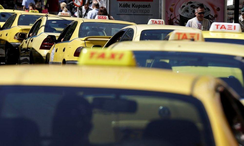 Ταξί: Τέλος στις πληρωμές με κάρτα μέσω εφαρμογών