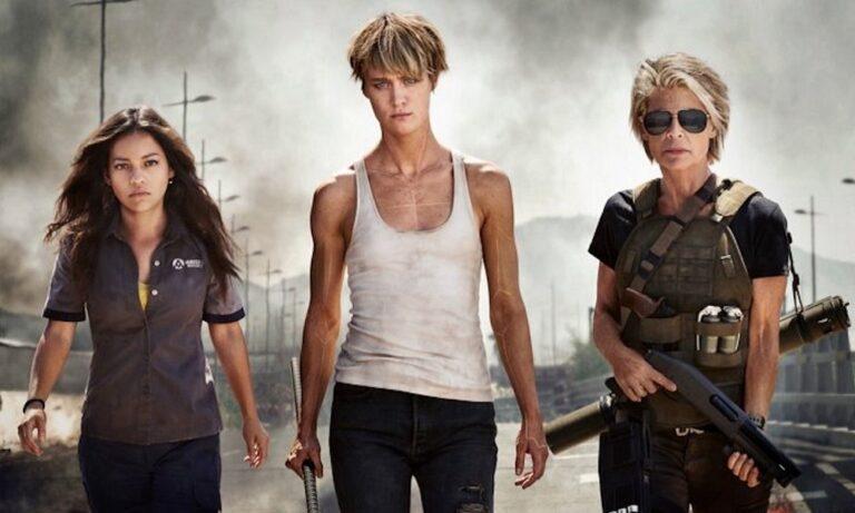 Terminator Dark Fate: Επική επιστροφή για την Λίντα Χάμιλτον (vid)