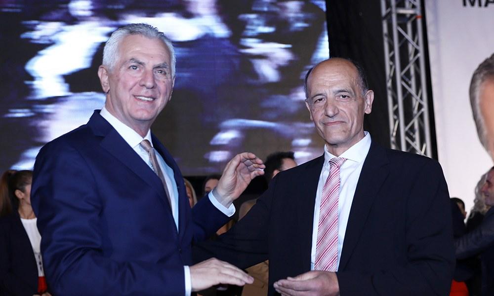 Χαράλαμπος Θεοδωρόπουλος: Το Περιστέρι μας ενώνει!
