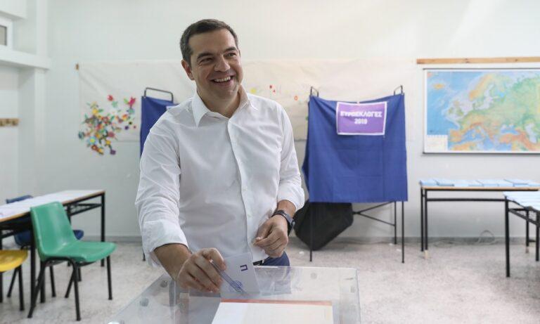 Εκλογές 2019: Τι δήλωσαν οι αρχηγοί των κομμάτων (pics)