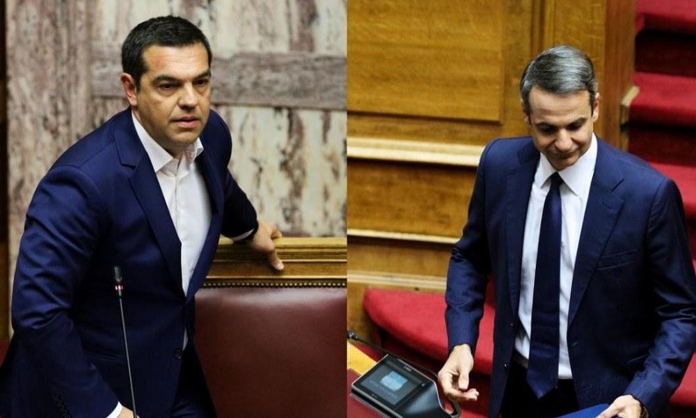 Βουλή: Ψήφος εμπιστοσύνης στην κυβέρνηση με 153 «ναι»