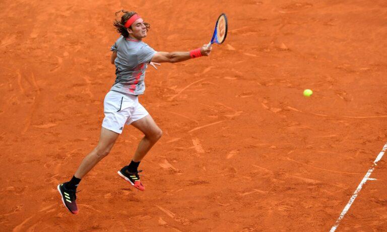 Τσιτσιπάς: Πέρασε στα ημιτελικά του Madrid Open!