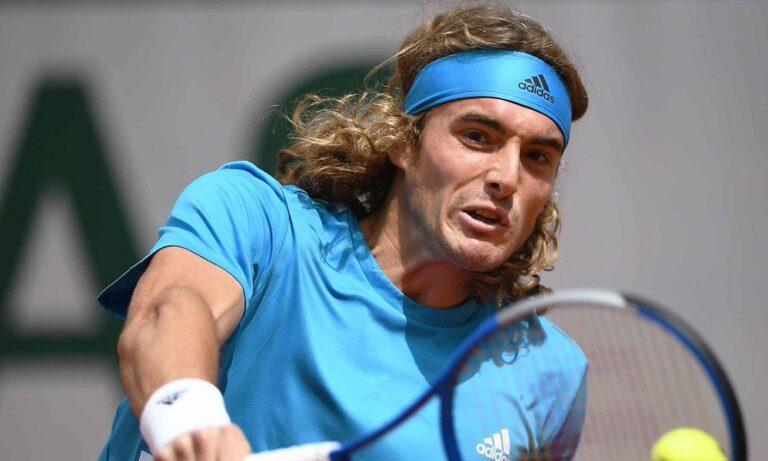 Roland Garros 2019 Στέφανος Τσιτσιπάς