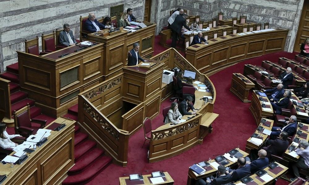Βουλή 120 δόσεις νομοσχεδιο