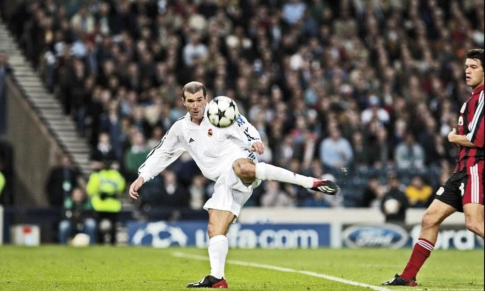 Σαν σήμερα 15 Μαΐου, ο Ζιντάν βάζει το γκολ του… Champions League (vid)