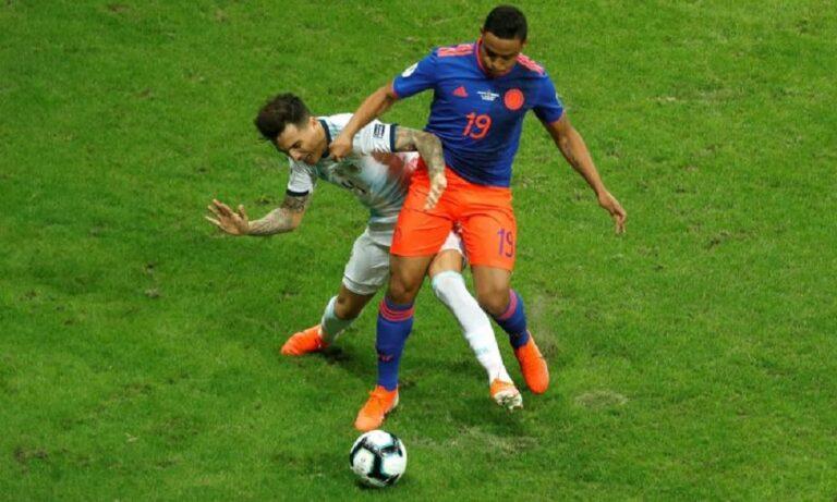 Μουριέλ: Τέλος από το Copa America