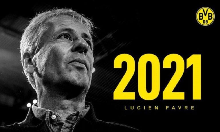Ντόρτμουντ: Ανανέωσε μέχρι το 2021 ο Φαβρ (pic)