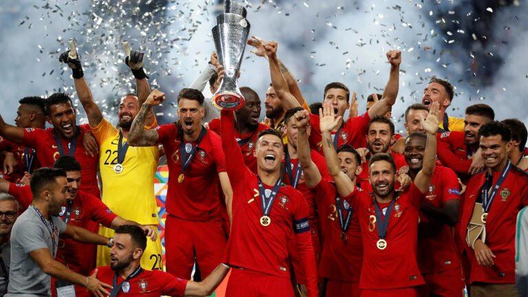 Η Πορτογαλία εμπνέει σταθερότητα! (vids)