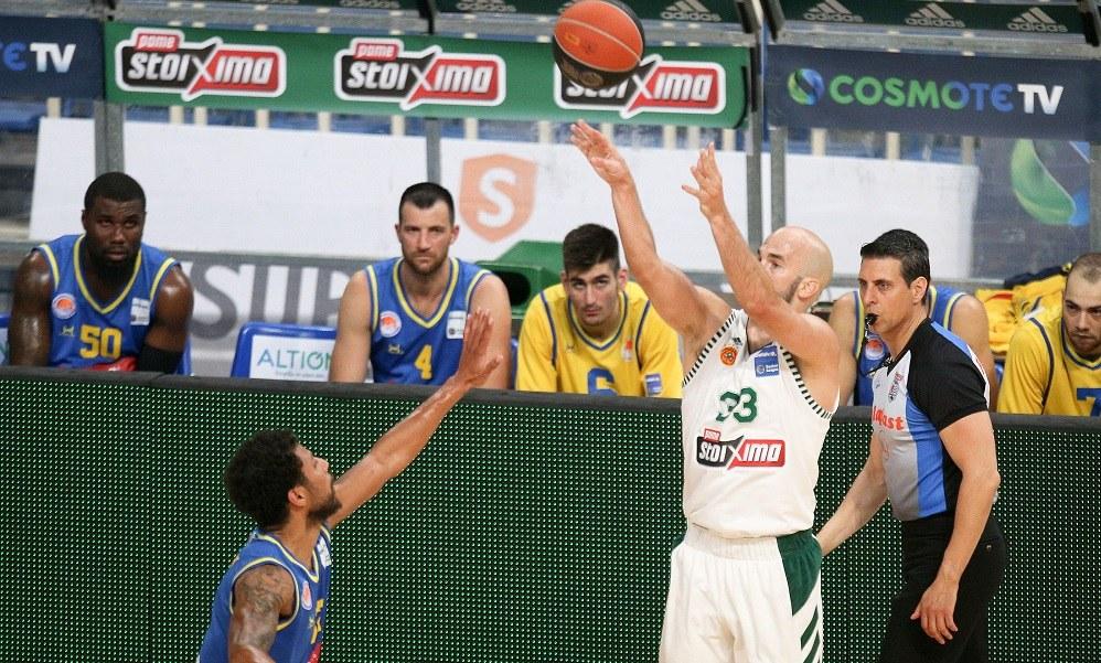 Καλάθης: Έγινε ο 4ος πασέρ στην ιστορία της Basket League! - Sportime.GR