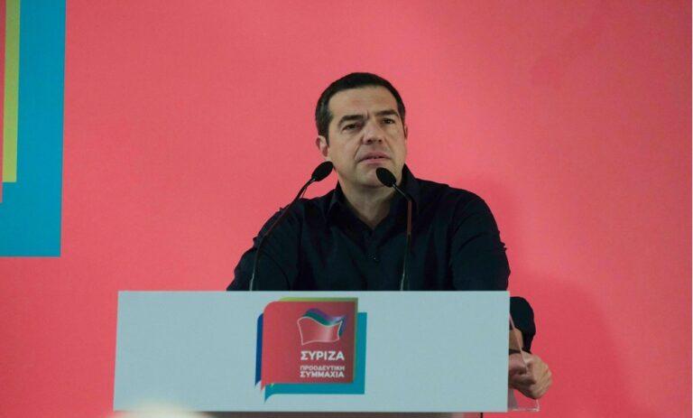 Τσίπρας: «Κράξιμο» στα στελέχη για τα ρουσφέτια