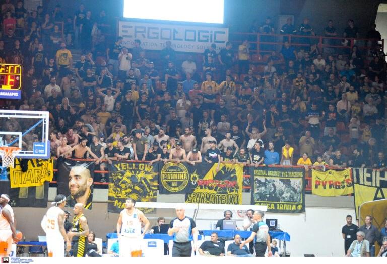 ΑΕΚ: Τιμωρία μίας αγωνιστικής κεκλεισμένων των θυρών