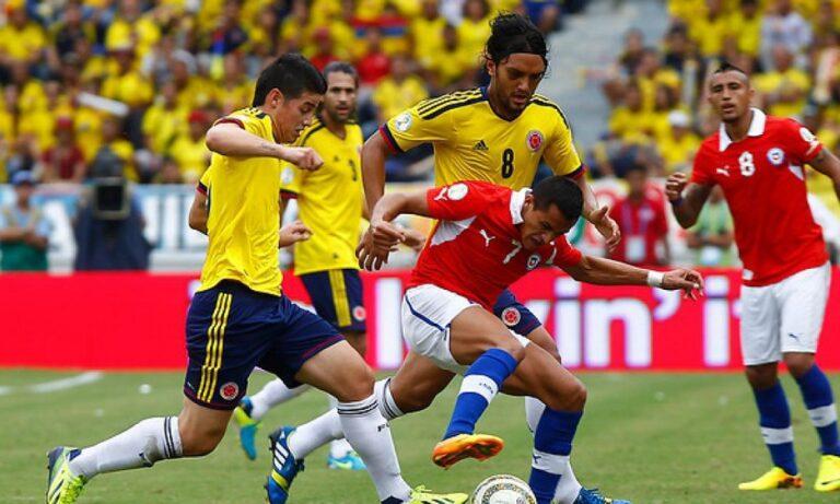 Χοσέ 28/6: Σκληρό ματς για Κολομβία και Χιλή