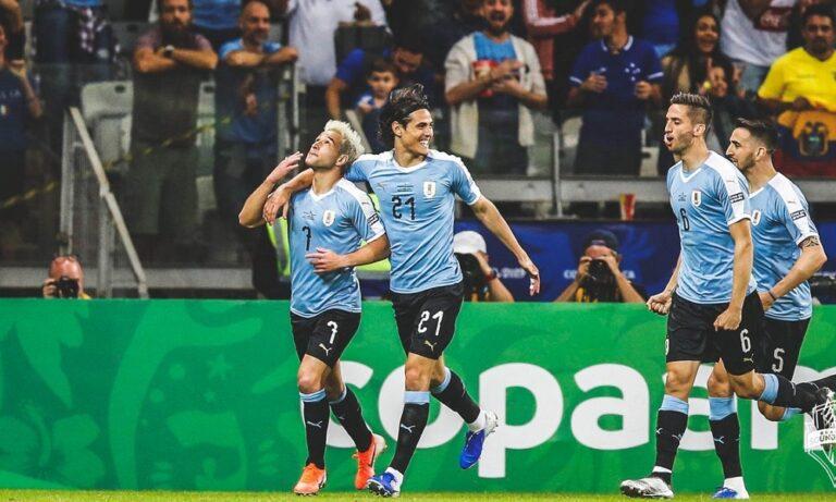Χοσέ 29/6: Ολοταχώς για τελικό η Ουρουγουάη