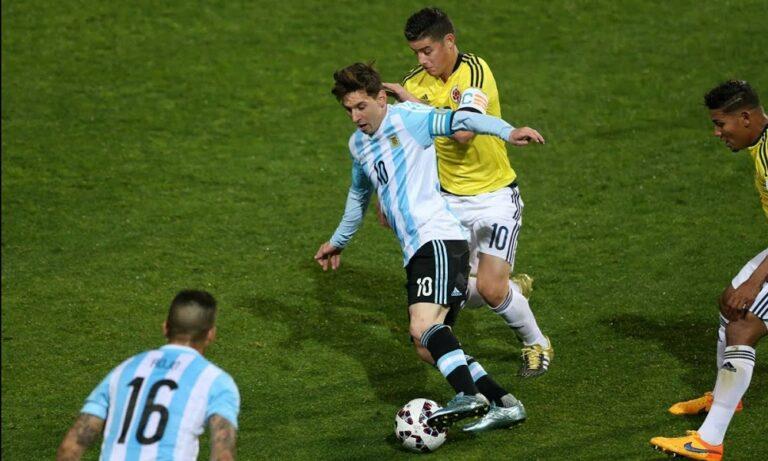 Copa America: Τα βλέμματα στο Αργεντινή-Κολομβία