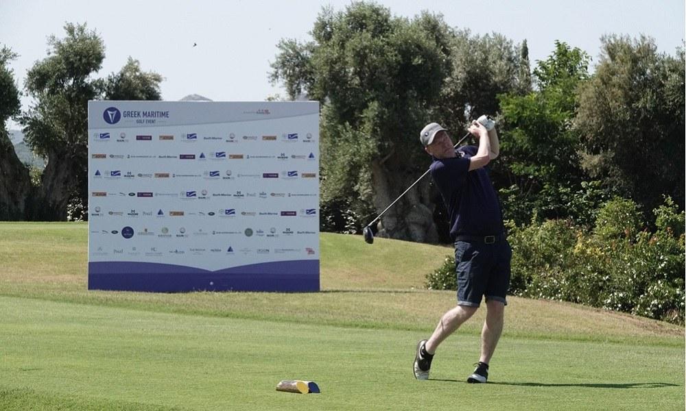 5ο Greek Maritime Golf Event: Έπνευσε ούριος άνεμος